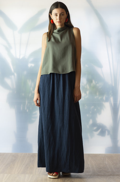 Pacifica - Maxi Skirt (2 colors)